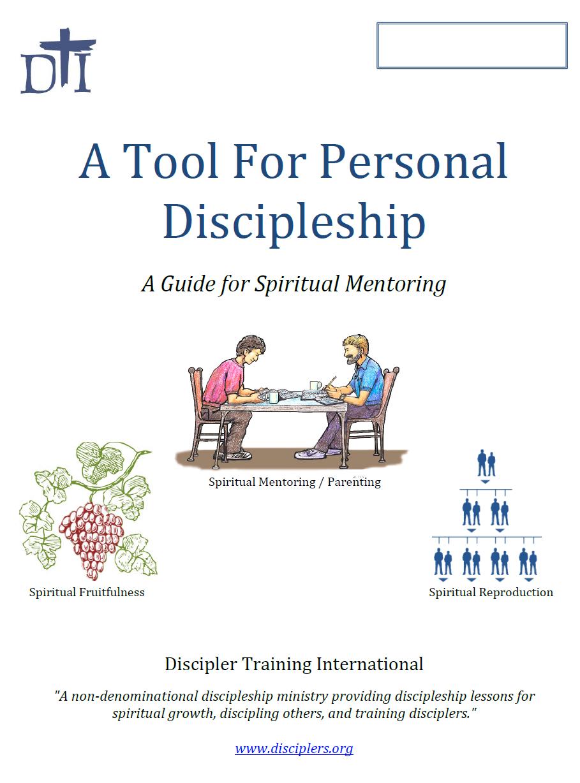 discipler training international maximizing spiritual growth for